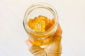 herbal throat gummies
