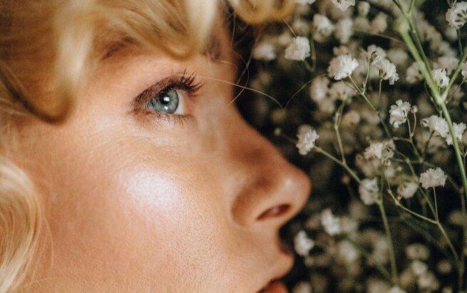 Refreshing Nettle Herbal Eye Gel